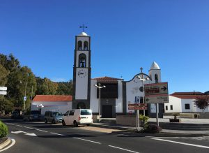 chirch of Santiago del Teide