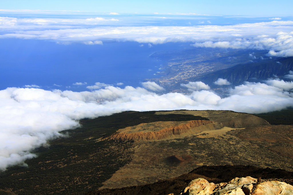 Teide view North side