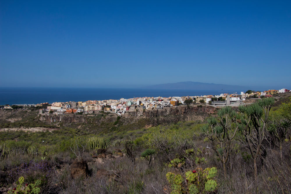 Adeje and La Gomera