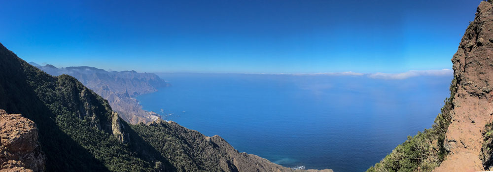 View from the hight direction El Draguillo