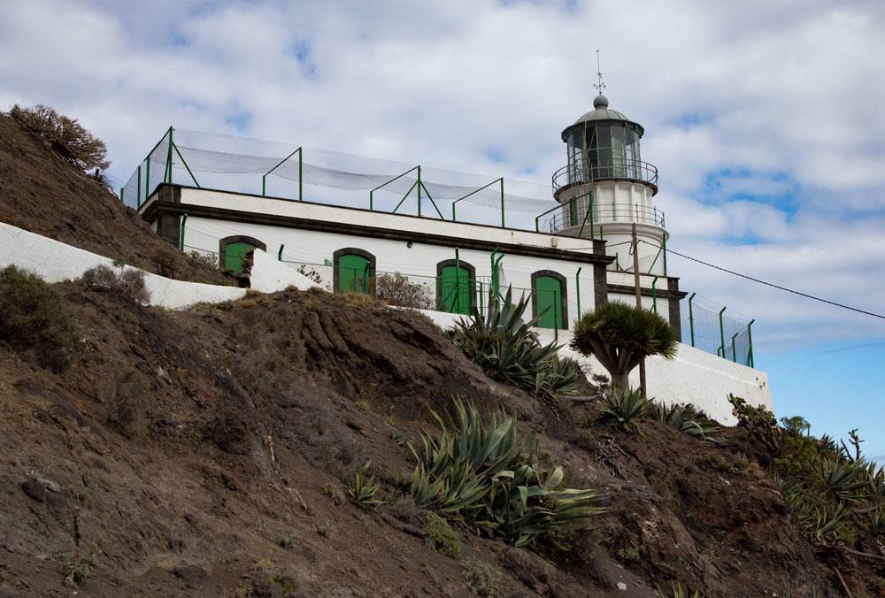 lighthouse Faro de Anaga
