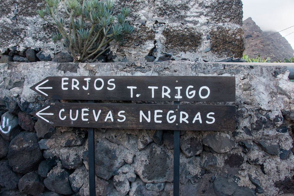 junction at Cuevas Negras to Tierra del Trigo
