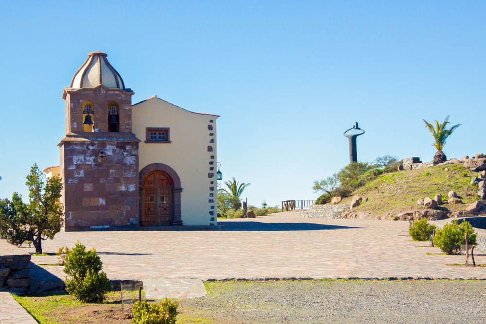 Chapel at the Mirador Igualero