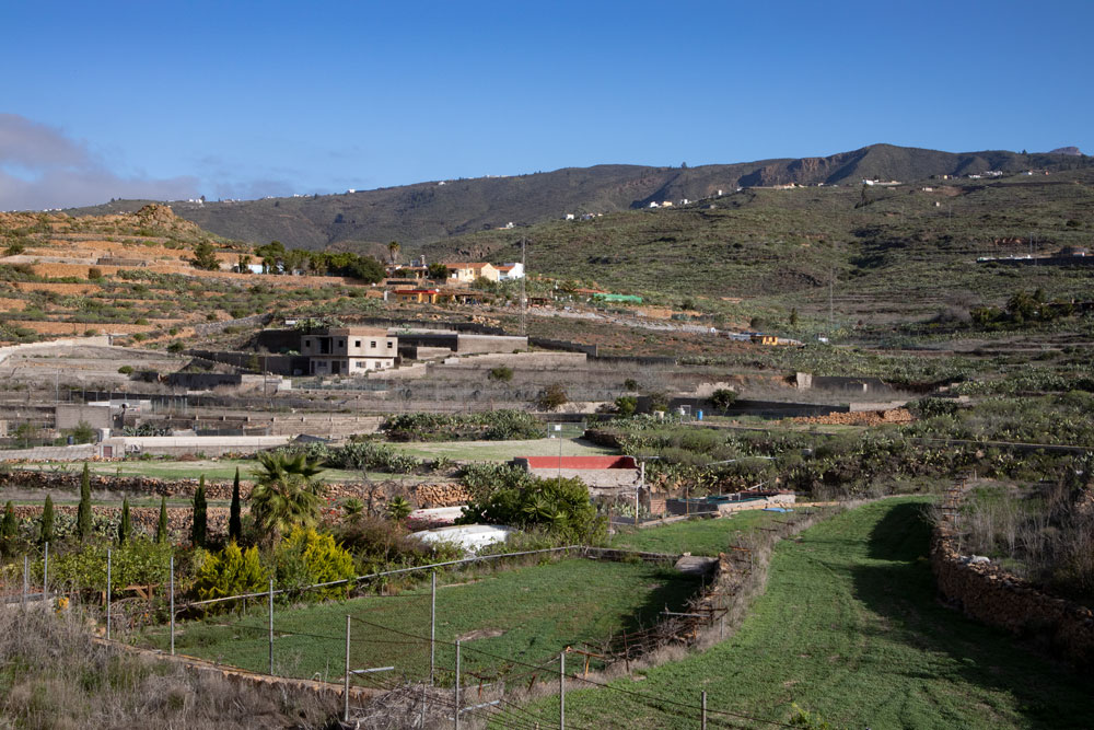 The village of El Roque