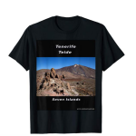 Tenerife T-Shirt Seven Islands