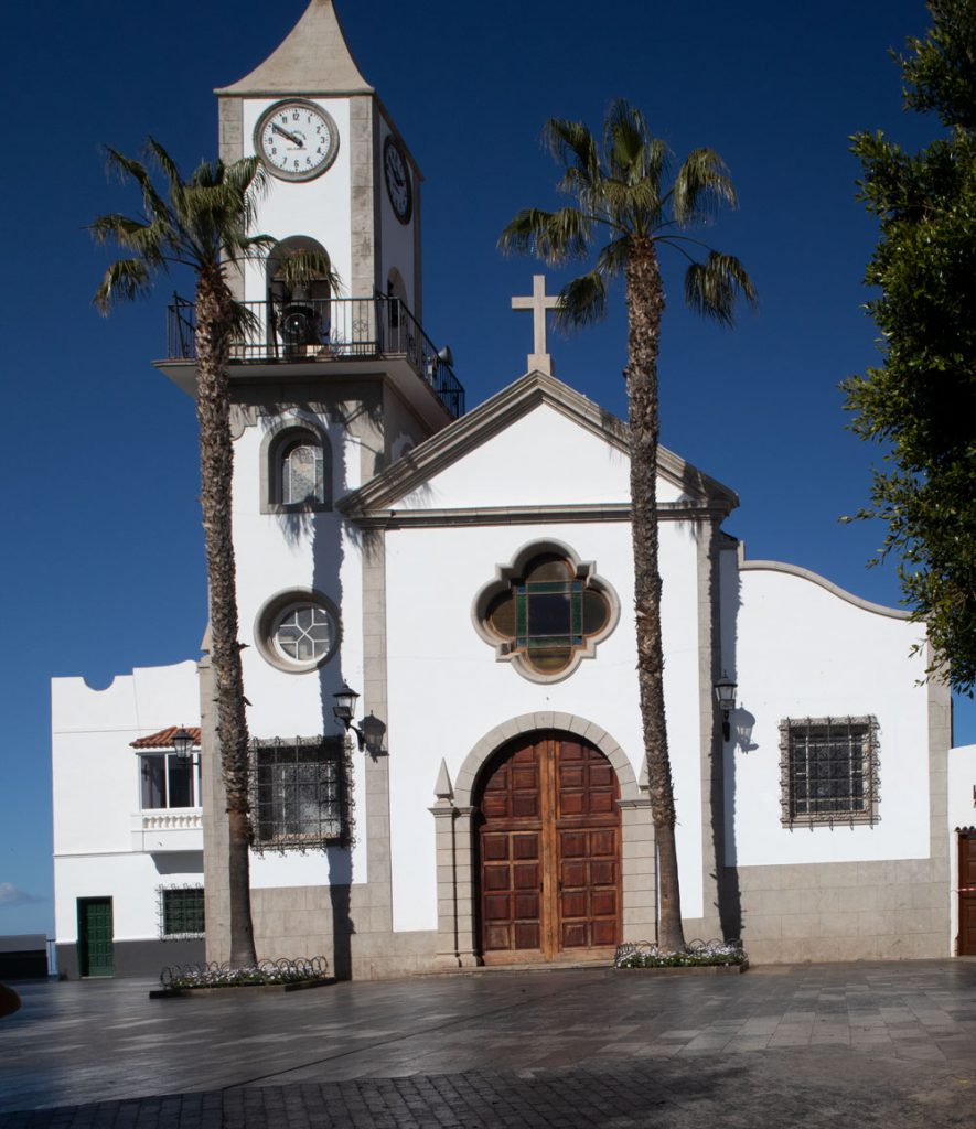 Church in Chío - San Juan Bautista