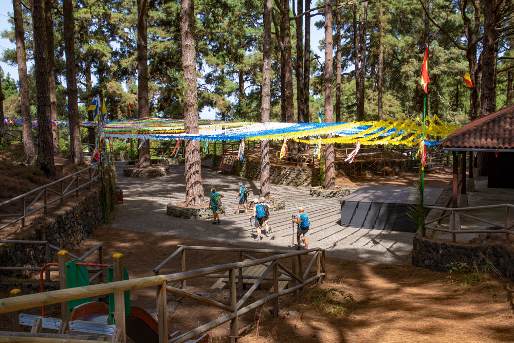 La Montañeta - Festival and picnic site